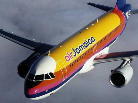 "Air Jamaica ""The LoveBird"""