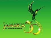 Jamaica 50 logo