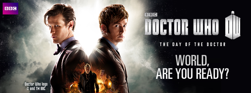 Doctor Who day 0