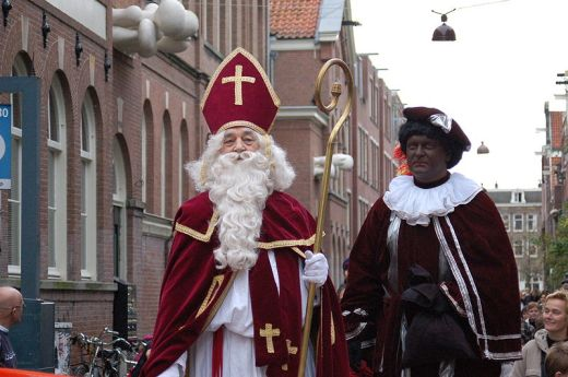 Sinterklaas_zwarte_piet
