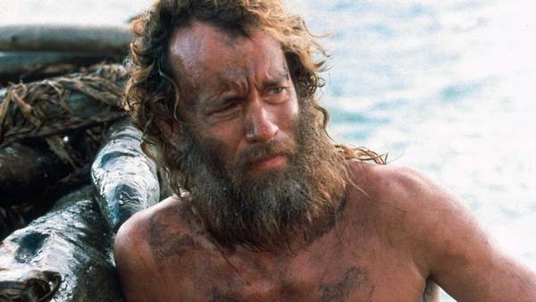 ...and perhaps if you have a year to spare and they pay you lots of money.... Tom Hanks - Castaway (2000)