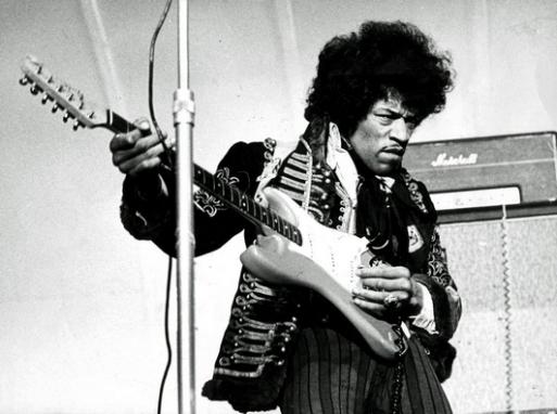 jimi Hendrix (1967)