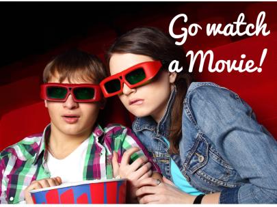 Go Watch a Movie