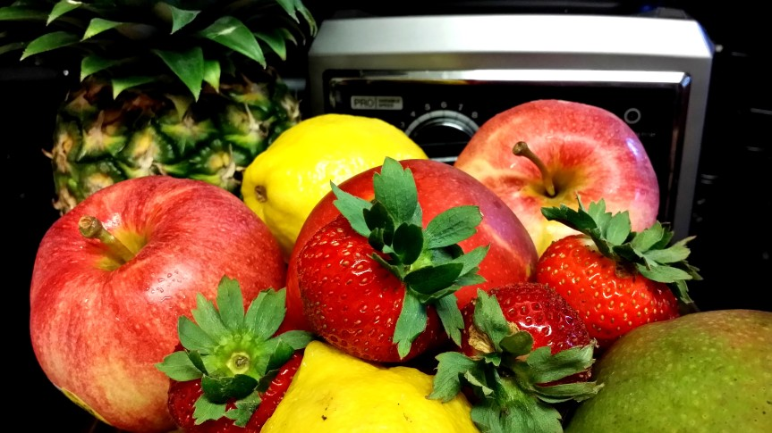 Smoothie fruits - Edited